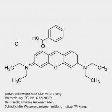 Rhodamin B (CAS-Nr.: 81-88-9) 20g